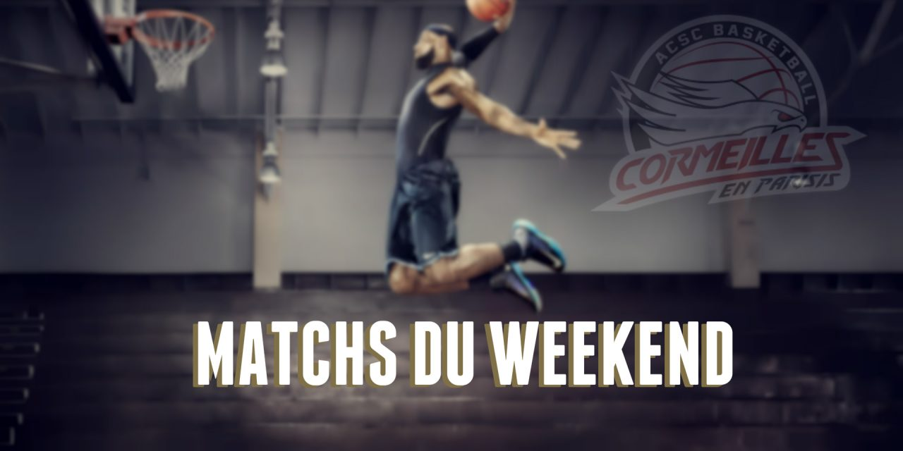 [Programme] Weekend du 10 & 11 déc.