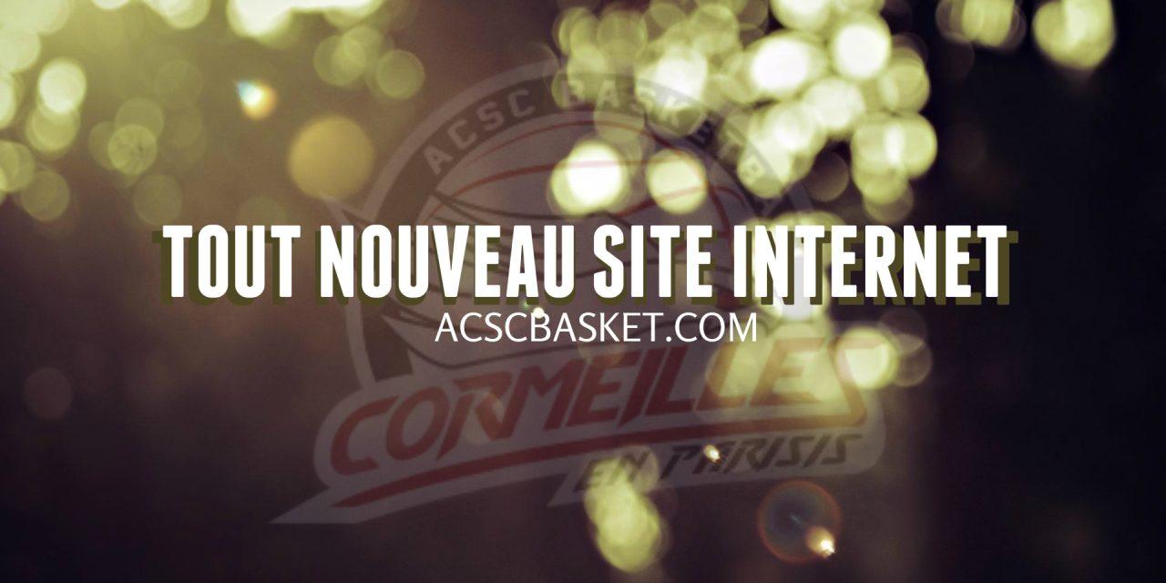 [Évènement] Sortie du nouveau site officiel