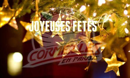 [Remerciements] Joyeuses Fêtes à toutes et à tous