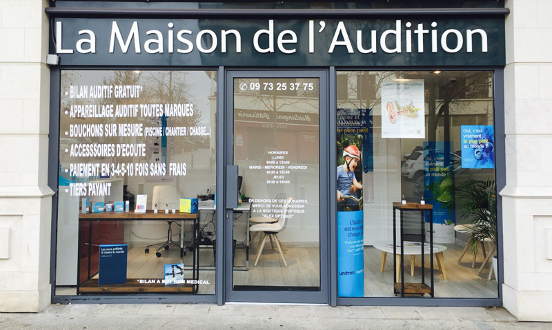 Maison de l'audition