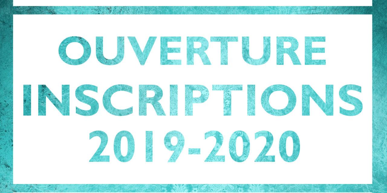 [Urgent] Inscriptions