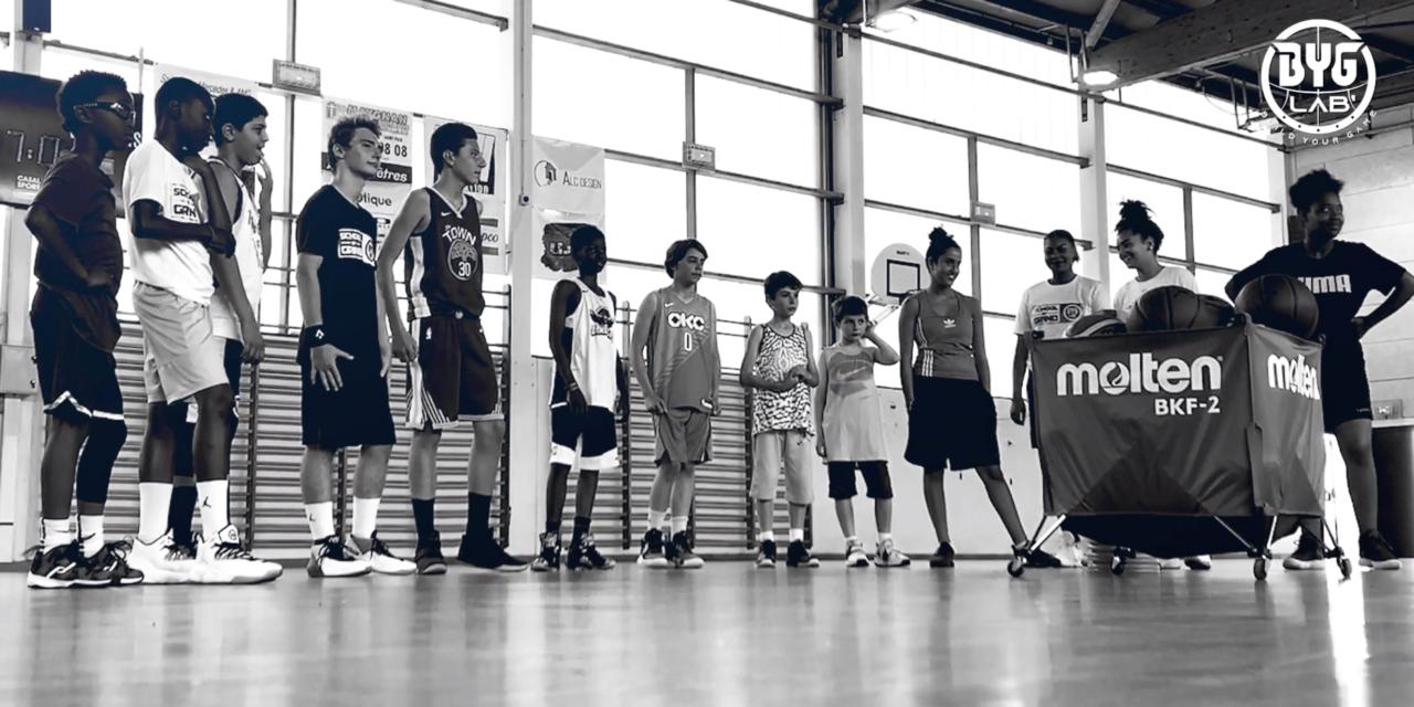 [Progression] Le 1er Camp BYG LAB' de la saison